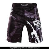Ground Game Black Turtle Grappling Shorts